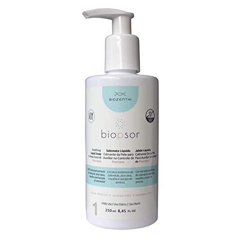 Sabonete Líquido Vegano para Biopsor (Psoríase) 250ml – Biozenthi