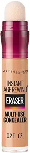 Maybelline Instant Age Rewind Eraser Dark Circles Treatment Multi-Use Concealer, Medium, 0.2 Fl Oz (Pack of 1)