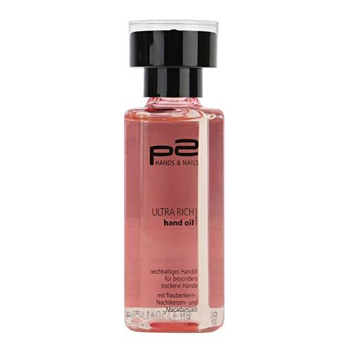 3x p2 cosmetics Ultra Rich Hand Oil, 1er Pack (1 x 75 ml)