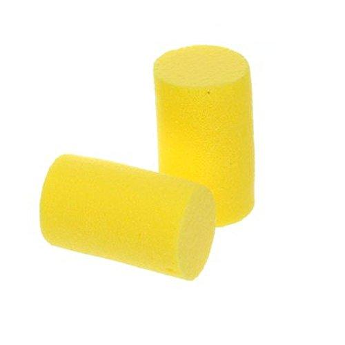 SNR = 28/DB Giallo EAR Classic Soft 10/paia di tappi per le orecchie in due confezioni