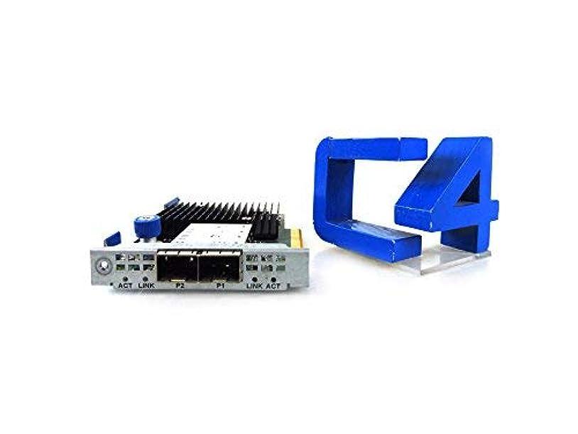 参照する堤防クレデンシャルHP 727060-B21 - HP FLEXFABRIC 10GB 2P 556FLRG24+ ADPTR(認定リファービッシュ)