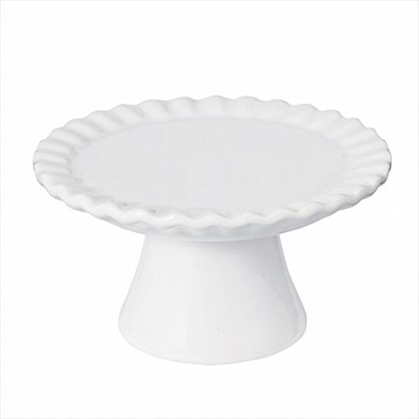 ブレイズ溶ける該当するスイーツキャンドル( sweets candle ) ドルチェコンポート 「 ホワイト 」
