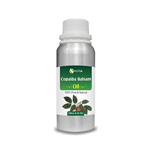 Copaiba Balsam Oil (Copaifera reticulata syn C. officinalis)100% Natural Pure Undiluted Uncut Essential Oil 250ml