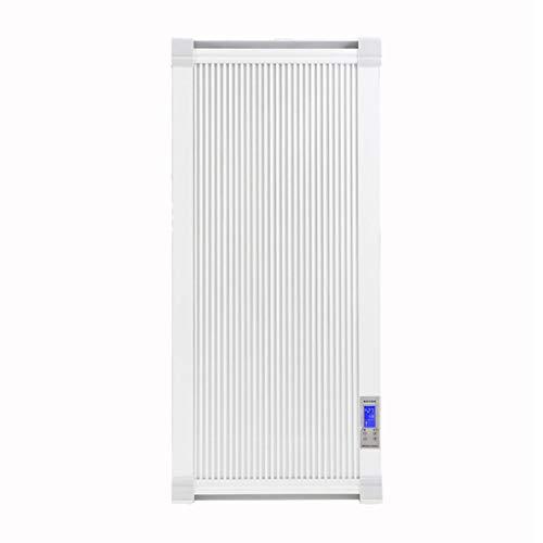 LP verwarmingstoestellen convectieverwarming met instelbare thermostaat, compact en aan de muur gemonteerd design, 2 warmtestanden voor veilig gebruik in de badkamer