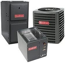40,000 BTU 96% Gas Furnace and 1.5 ton 13 SEER Air Conditioner GMSS960402BN-GSX130181-CAPF1824B6