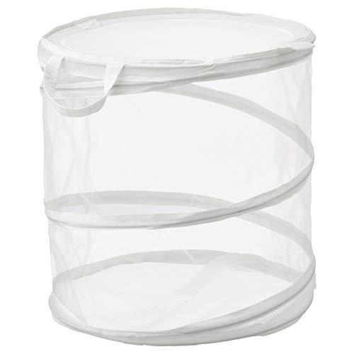 My- Stylo Collection Wäschekorb weiß Produktgröße: 50 cm Durchmesser 45 cm Volumen 79 Liter Material Korpus: 100% Nylon Stoff: 100% Polyester