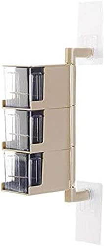 Oil Bottles for Kitchen Seasoning box W Sale price Degree Portland Mall Tier 360 Rotating
