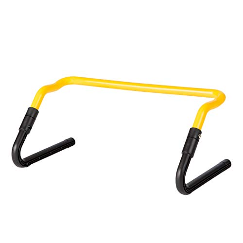 Ultrasport Koordinationshürden, 6er Set, höhenverstellbar, ca. 20 cm / 30 cm Höhe