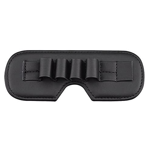 Batterie-Rückseiten-Clip Für D&JI Für FPV-Brille V2 Drohnenhalter Halterung Hakenbefestigungshalterung Tragbarer Kunststoff-Batteriehalter Ersatzzubehör Drohnen Zubehör (Größe : Antenna Storage pad)