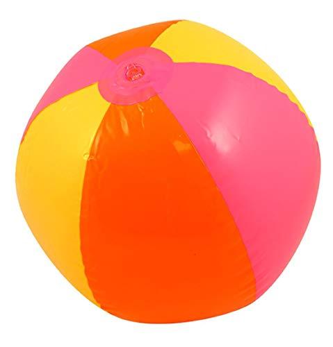 Islander Fashions Jouet de Ballon de Plage Gonflable Gonflable 50 cm Accessoire de Jeu de Piscine d'�t�, Taille Unique (Lot de 1)