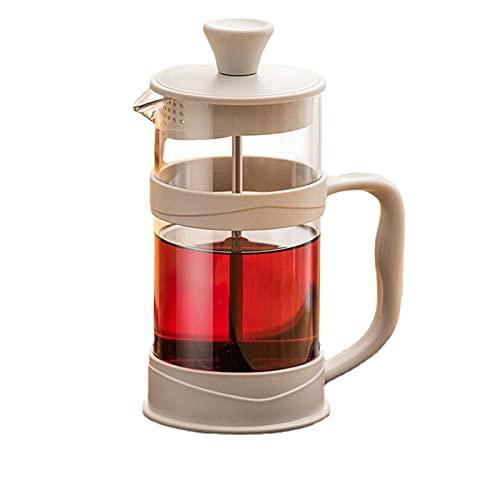 Cafetera Italiana,Cafetera Italiana Espresso,Cafetera Moka Italiana Café émbolo Pot Para Zumo Té (1000ML)