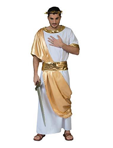 Pierro´s Kostüm Grieche Hektor Herrenkostüm Größe 52-54