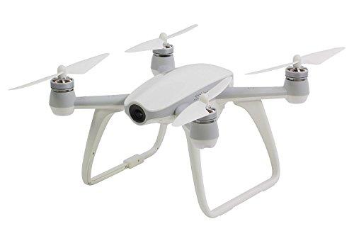 Walkera 15004550–aibao FPV 4K RTF Bianco–FPV-UAV con fotocamera 4K UHD, F8con telecomando, batteria, caricabatteria da auto e App Game