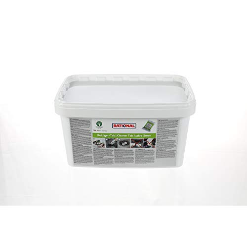 Rational 56.01.535 Waschmittel-Tabs Active Green, 150 Stück