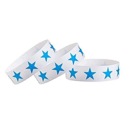 WristCo Blue Stars 3/4