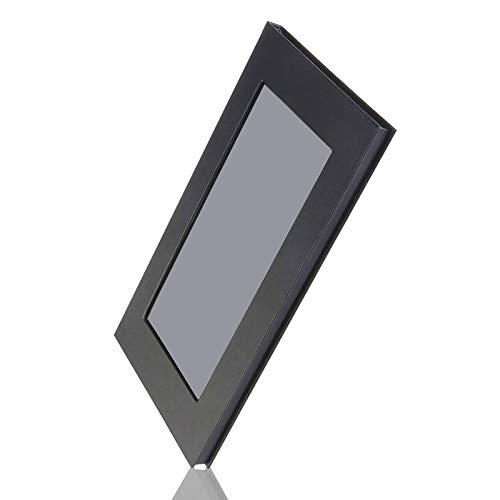 coosei leer magnetisch Lidschatten Palette groß 25x 14,2x 1,3cm schwarz Naked Make-up Palette