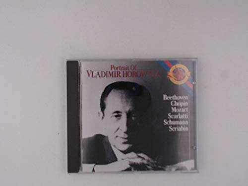 Portrait of Vladimir Horowitz - Sonata per piano