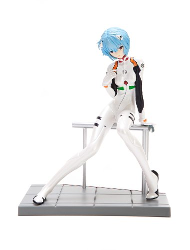 Evangelion New Theatrical Feature Premium Figure Vol.6 Ayanami Rei Anime Prize Plug Suit Ultimate Sega
