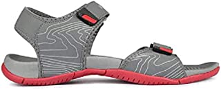 Wildcraft Men's Ridge Red_Grey Sandals and Floaters (51670)