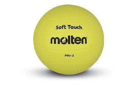 Molten Spielball Soft - Touch PRV - 2 (gelb)