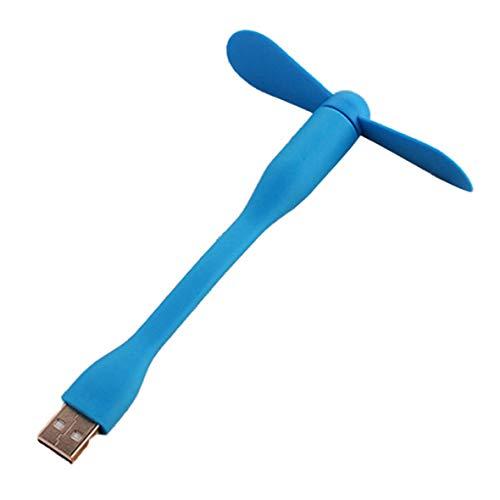 ventilador flexible usb de la marca UNKNOW