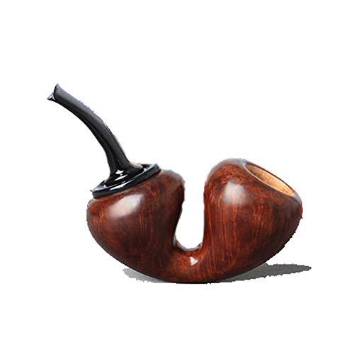 AA-SS-Tobacco pipe Tabakpfeife importieren Heidebaummaterial Tabakpfeife Reine handgemachte Gebogene Rohrart Tabakpfeife Geschäftsgeschenk