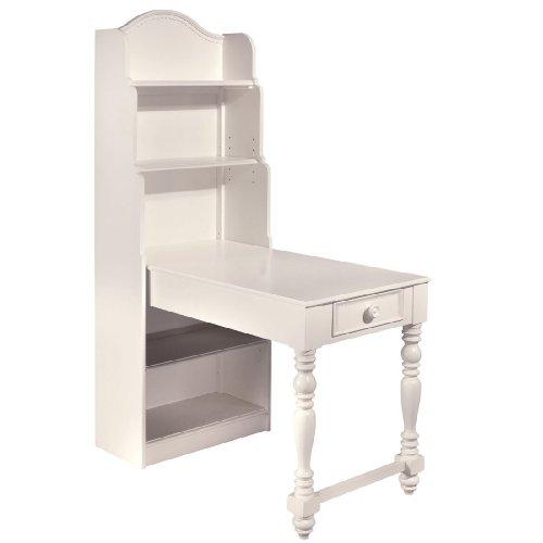 Big Sale Lea Hannah Bookcase Desk In White