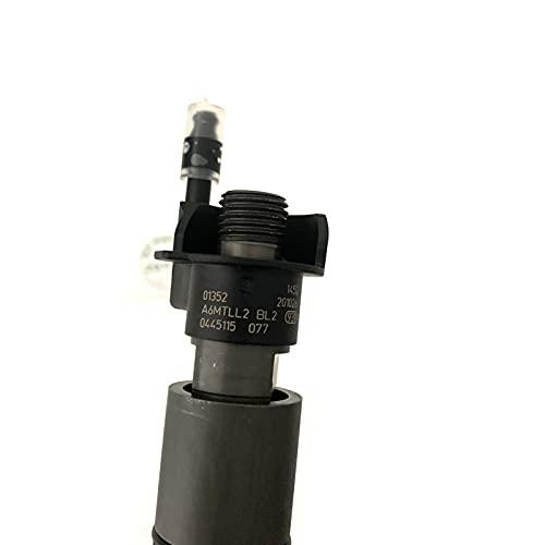 0445115048 0445115077 Fuel Injector for Bmw 330d 335d 535d X3d X5d X6d 2005-2015, ZDTOPA OEM Parts