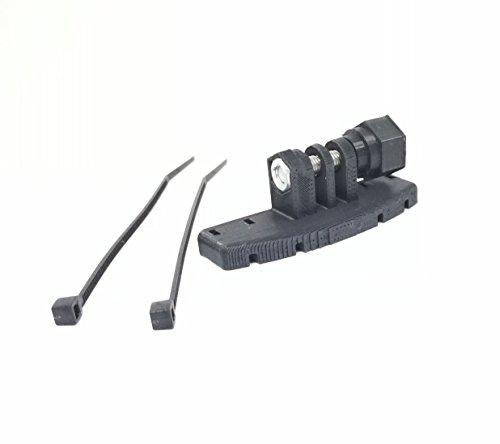 Actioncam-Halterung passend für DYE i4/i5, Front, Paintball, Kamera, Halterung, Woodland