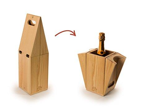 Geschenkbox der Rackpack Weinkühler