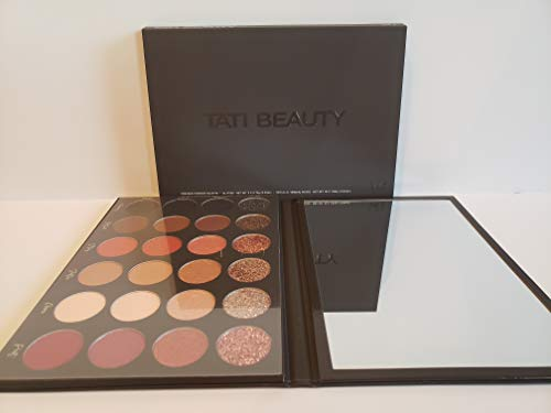 Tati Beauty Textured Neutrals Vol 1 Eyeshadow Palette