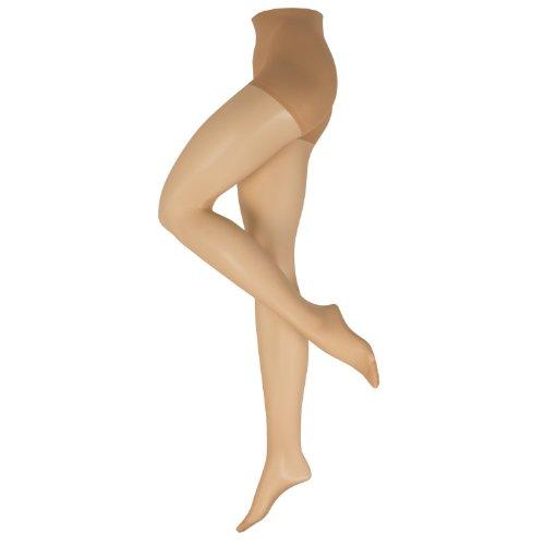 Nur Die Damen Feinstrumpfhose 715920/Wie eine zweite Haut, Gr. 48 (L), hautfarben (mandel 116)