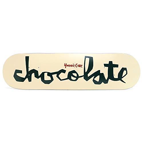 CHOCOLATE DECK チョコレート デッキ YONNIE CRUZ ORIGINAL CHUNK 20HO 8.0 スケートボード スケボー SKATEBOARD