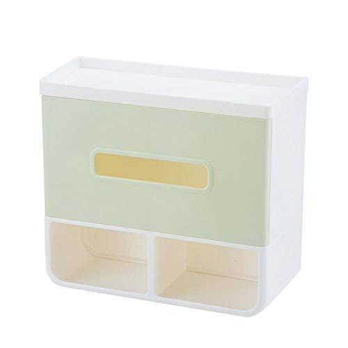 Meilandeng Kosmetiktücherboxen Papier Handtuch Box Europäische Mode Toilette Karton Sanitär Karton Toilettenpapier Rack WC Wohnzimmer Box Schlafzimmer Handpumpe Ing Karton