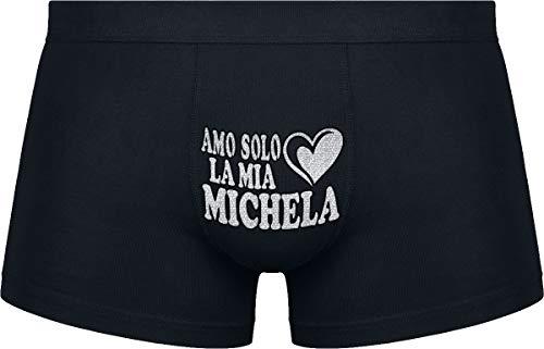Herr Plavkin Amo Solo la mia Michela | Black Boxers