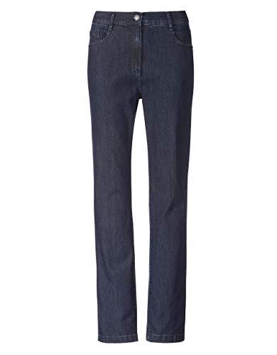 Bexleys Woman by Adler Mode Damen Basic-Jeans Blue Black Denim 26