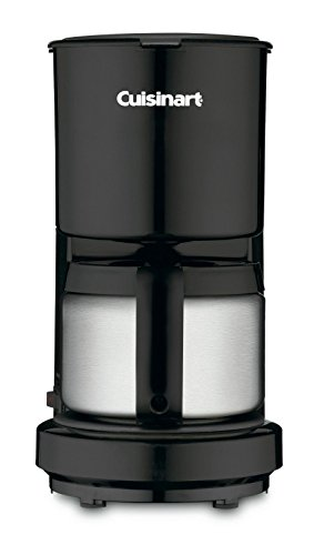 New Cuisinart Dcc-450bk Coffee Maker with Carafe