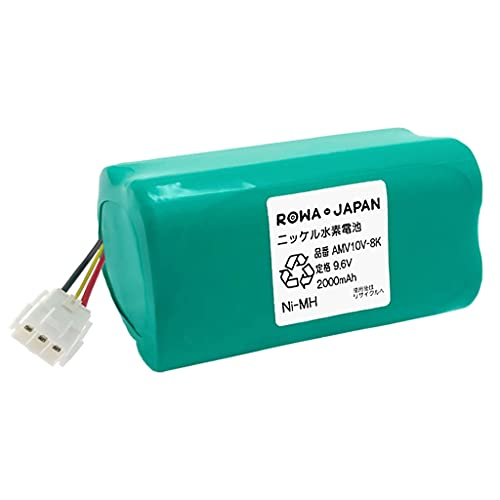 ロワジャパン 互換バッテリー MC-B10P MC-B20J MC-B20JP互換 AMV10V-8K