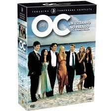 DVD The OC Um Estranho no Ninho 3ª Temporada Completa