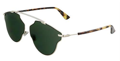 Dior SOREALPOP-3YG Gafas, dorado suave-havana/verde, 59/12/145 Unisex Adulto