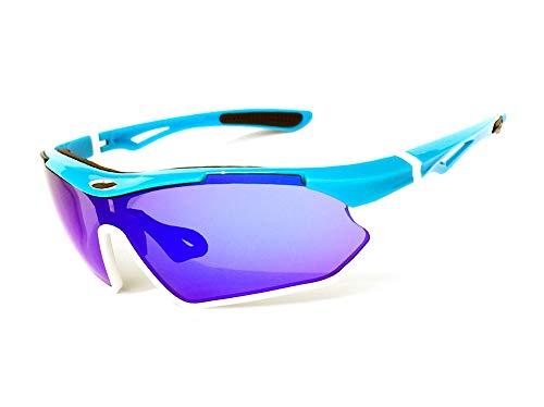 Ciclismo Gafas de sol Deportes Gafas de sol Moda Hombres Mujeres Bicicletas Gafas para Pesca Golf