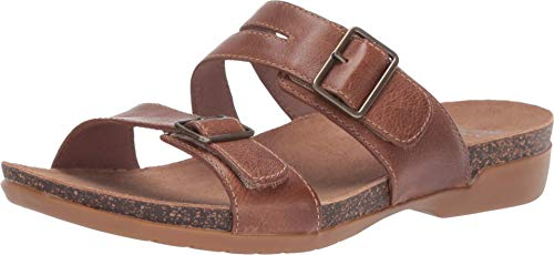 Dansko Women's Rosie Tan Sandals 8.5-9 M US