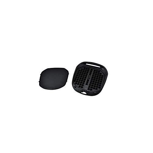 Shad D1B29PAR Platina/Parrilla Universal para Baúl Sh29, Negro