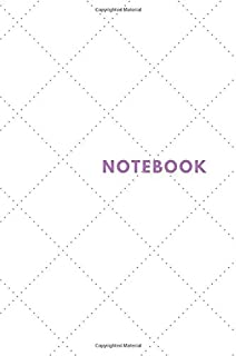 Notebook: Unlined Notebook, Diary - Large (9.5 x 12,5 inches,6 x 9) - 110 Pages