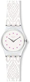 Swatch orologio DENTELLINA Originals Lady 25mm I love your folk LK394