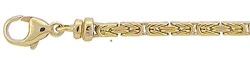 Gold Armband 8 k 333 Gelbgold Königskette 19 cm