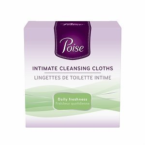 Poise® Daily Freshness Intimate Cleansing Cloths - 16 Count