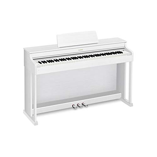 Casio AP-470 Celviano Digital Piano with bench - White