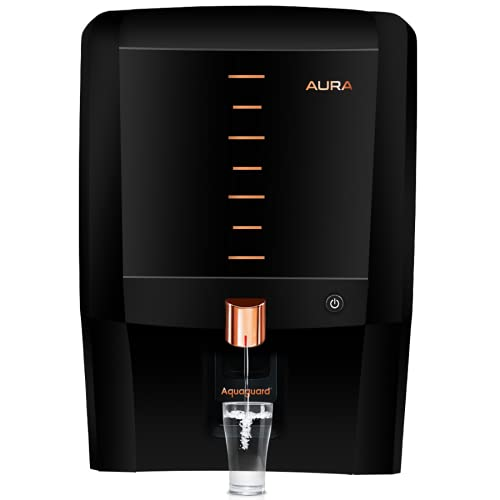 Eureka Forbes Aquaguard Aura RO+UV+MTDS water purifier with Active Copper & Mineral Guard Technology