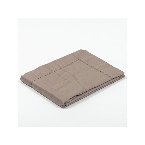 Drap House Taie d'oreiller Satin 65x65 - Couleur: Taupe